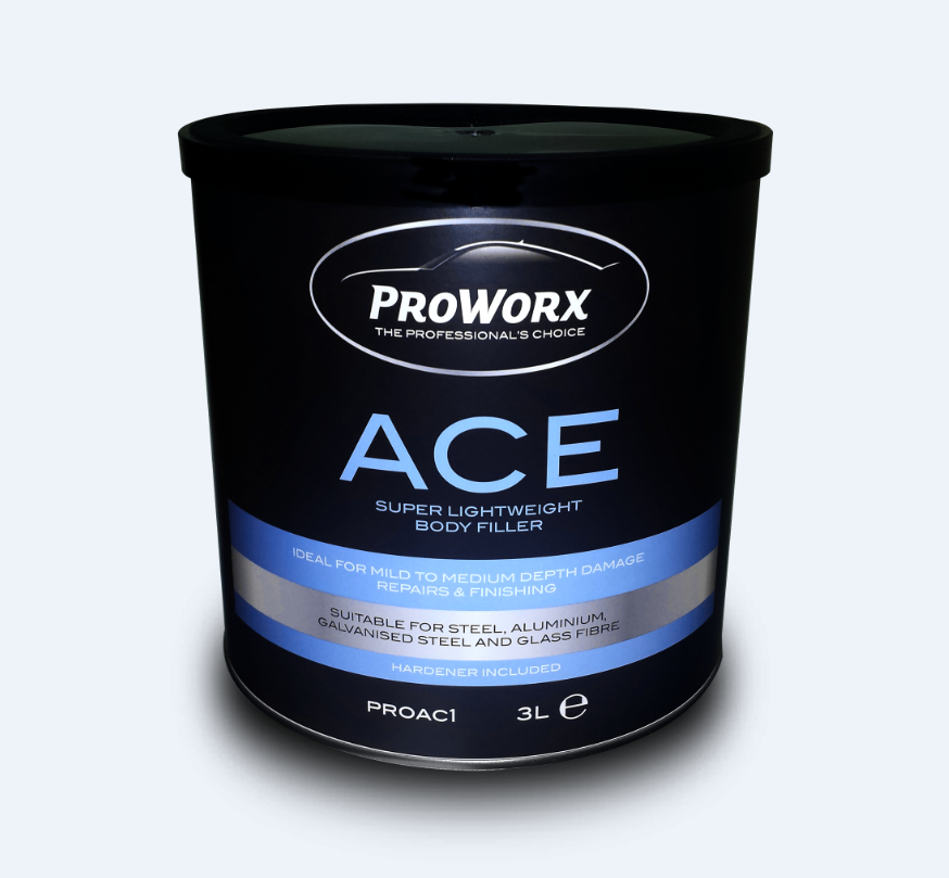ProWorx Ace Super Lightweight Body Filler